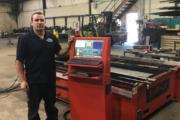 Clarke Steel Swift-Cut Pro Machine