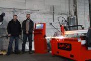Swift Cut Pro plasma cutting machine Full Metal Solutions