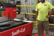 a1a swift cut cnc plasma pro machine