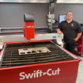 Remote online commissioning, a huge success for Swift-Cut