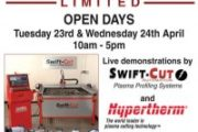 Open day announcement