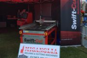 Plasma cutting demonstrations for charity