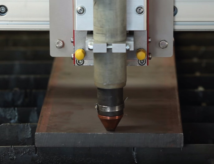 20mm Mild Steel 105 Amps Swift Cut Cnc Cutting Machines