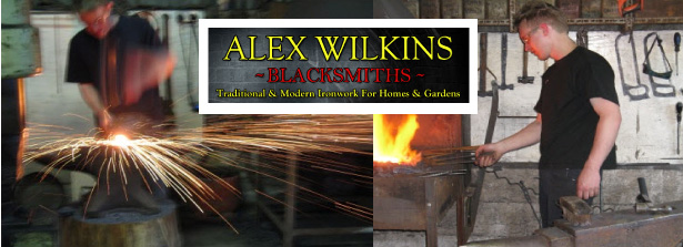 Alex Wilkins Blacksmiths Logo