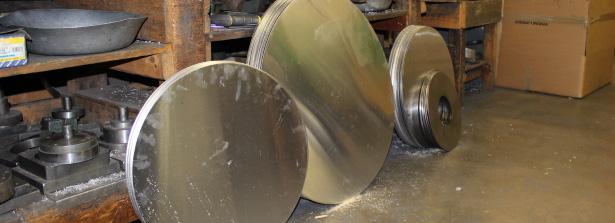 Glanville Metal Spinning Swift-Cut Pro Machine