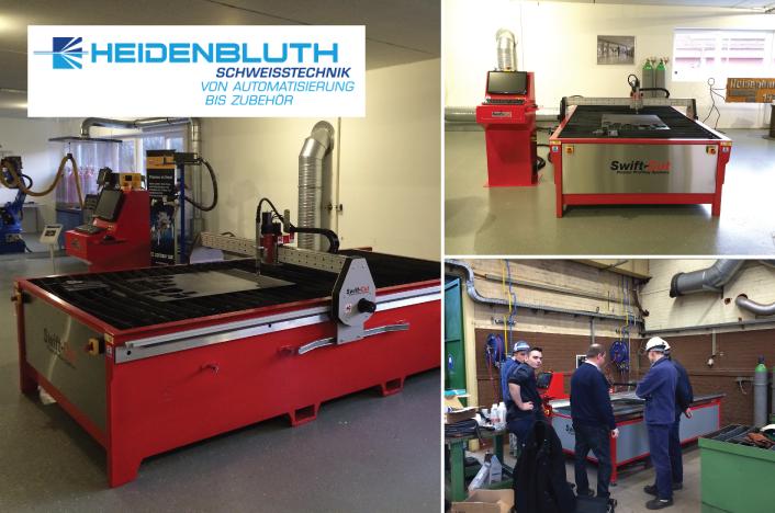 Heidenbluth welding technology