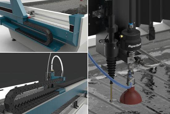 Swift-Cut Plasma & Water CNC Cutting Machines - Swift-Cut