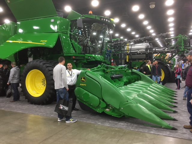 National Farm Machinery Show 2017