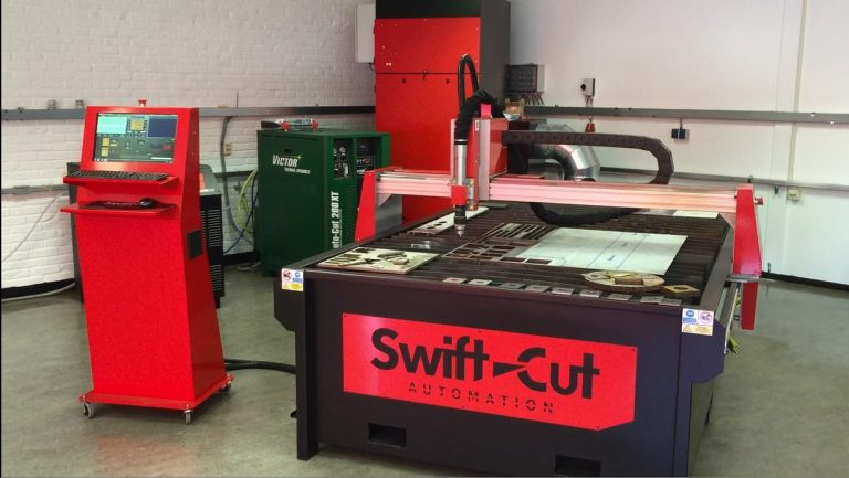 Neue Swift-Cut Experience Center 1