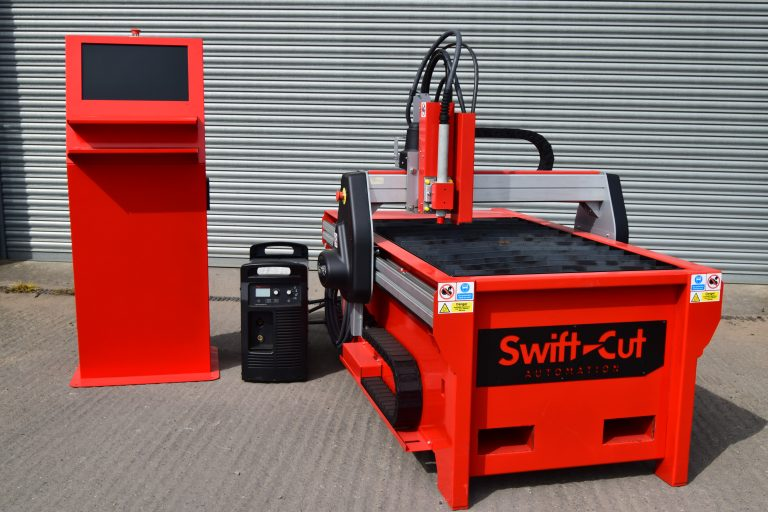 Swift cut pro machine
