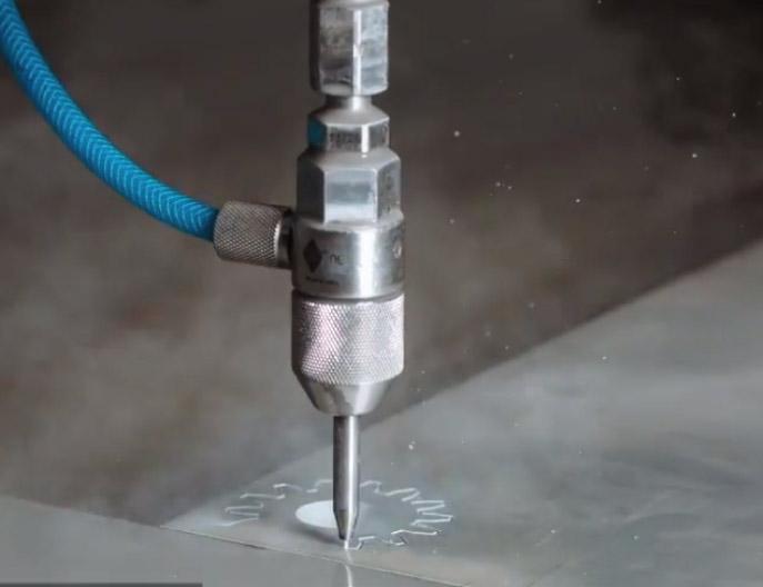 Swift-Jet cutting machine