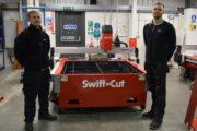 Swift-Cut apprentices