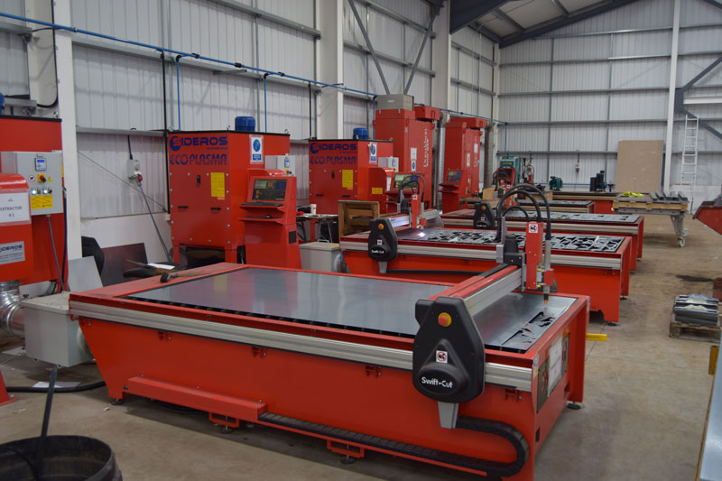 Deck Joint machines