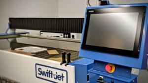 Swift Cut swift jet demo