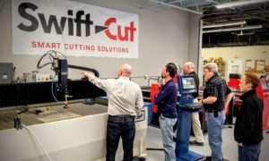 Swift Cut Live demos