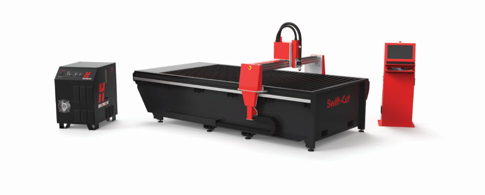 Swift-Cut XP CNC plasma cutting table