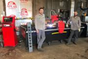 ruberton fabrication welding and metal cutting