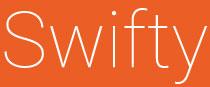 Swift-Cut Swifty CNC plasma cutting table logo
