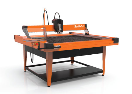 Swift-Cut Swifty 1250 CNC plasma cutting table