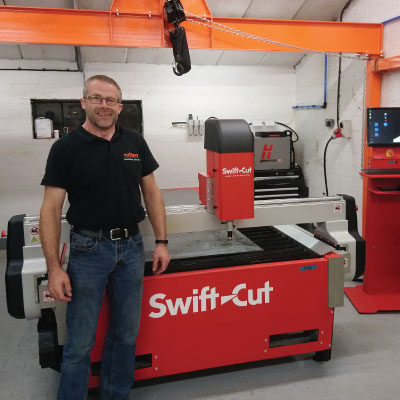 Cutters Machinery Sales specialise in the sale of quality used compact tractors, ground care equipment and utility vehicles. Using a Swift-cut machine