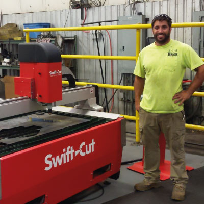 a1a swift cut cnc plasma pro machine