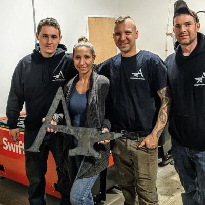 anvil swift cut cnc plasma pro machine