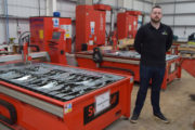 Deck Joint Swift-Cut Pro CNC plasma cutting table