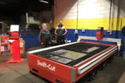 Our latest machine install was at Inscapes