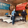 Acres Engineering Expands its Capability with Water Jet Cutting